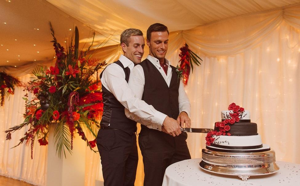 Yemeye Kıyamayacağınız '13' Tatlı Eşcinsel Pastası