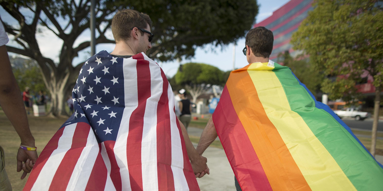 Amerika'daki En Büyük '10' Gay Popülasyonu