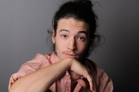"Ezra Miller, a cast member in ""The Perks of Being a Wallflower,"" poses for a portrait at the 2012 Toronto Film Festival, Sunday, Sept. 9, 2012, in Toronto. (Photo by Chris Pizzello/Invision/AP)"