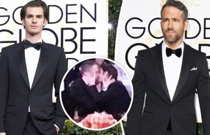 İzleyin: Ryan Gosling'in Ödülünü Bu Öpücükle Kutladılar