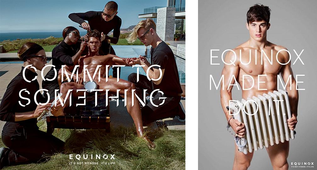 Equinox'un Çarpıcı Reklam Kampanyası Sertleşiyor! 'Bir Şeye Bağlan'