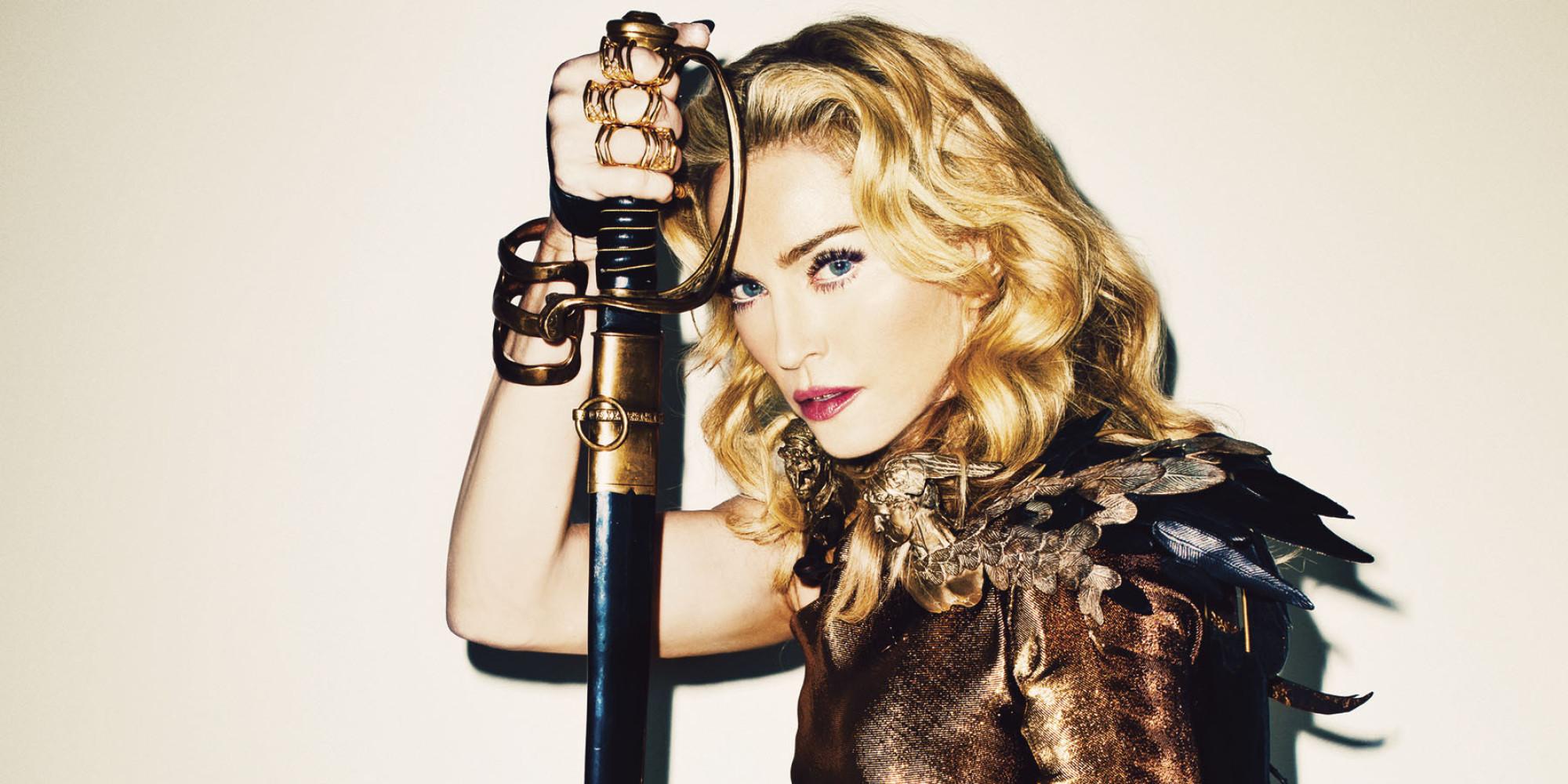 Madonna Yeni Filminde Eşcinsel Hakları İçin Mücadele Verecek