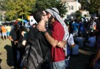 Gay and Lesbian rally in Jerusalem