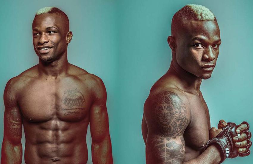 Gay Dergisine Röportaj Veren ilk (UFC) Dövüşçüsü Marc Diakiese