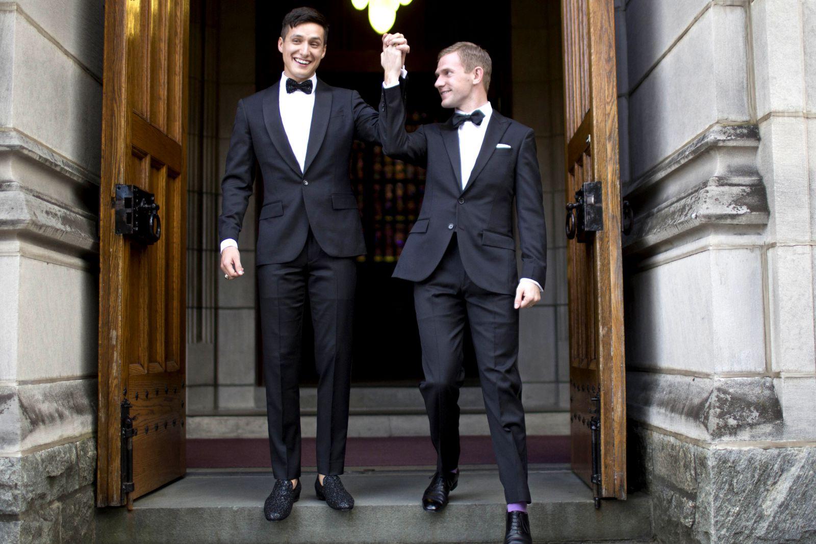 Tebrikler! Slovenya'da Eşcinsel Evlilikleri Artık Yasal!