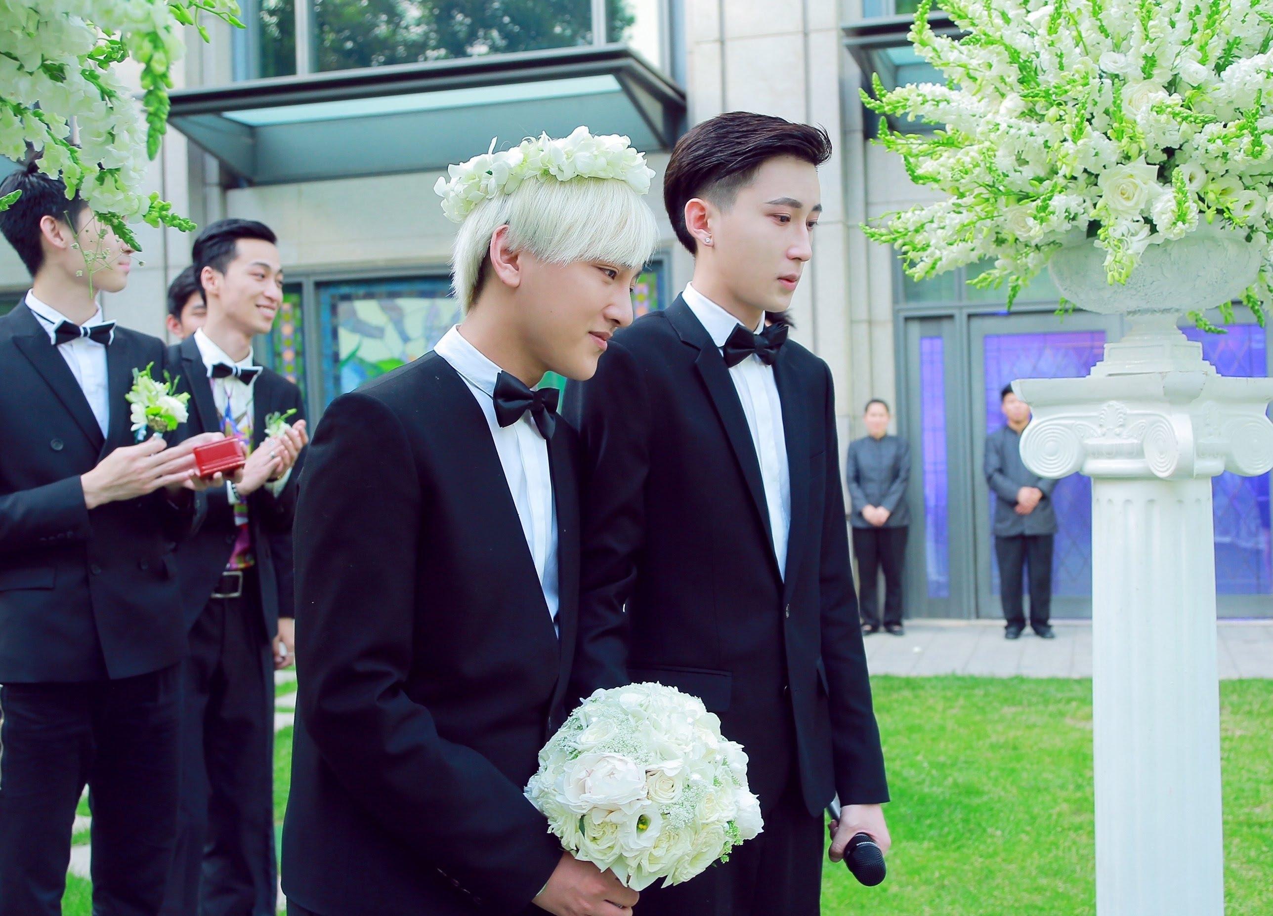 Sizi Aşka İnandıracak '13' Eşcinsel Düğün Fotoğrafı