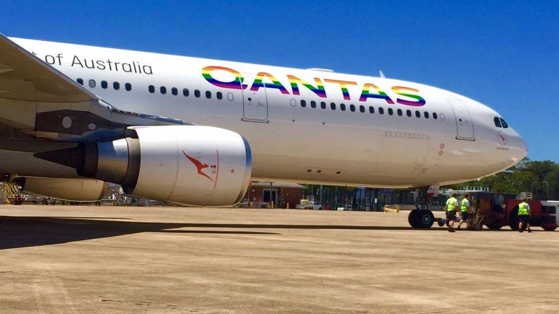Avustralyalı Havayolu Şirketi Rengarenk!