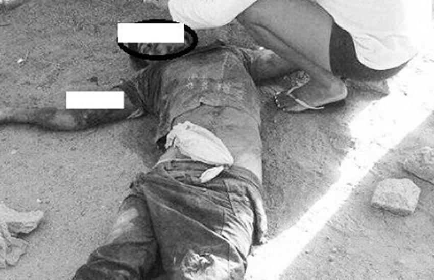 18 Yaşındaki Eşcinsel Genç Vurularak Öldürüldü!