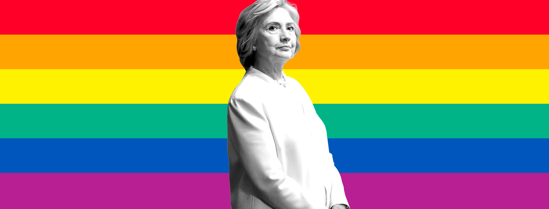 'Hillary Clinton'ın İbnelere Haklar Tanıyacağını Mı Düşünüyorsun..'