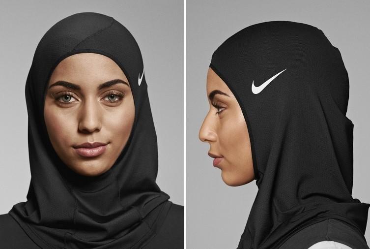 Nike'tan Müslüman Atletlere Özel Başörtü Koleksiyonu
