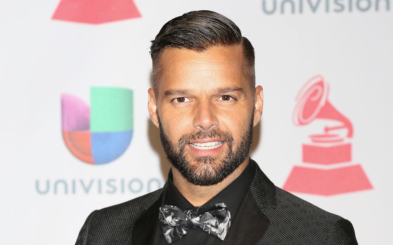 Ricky Martin American Crime Story'de Versace'nin Sevgilisini Oynayacak
