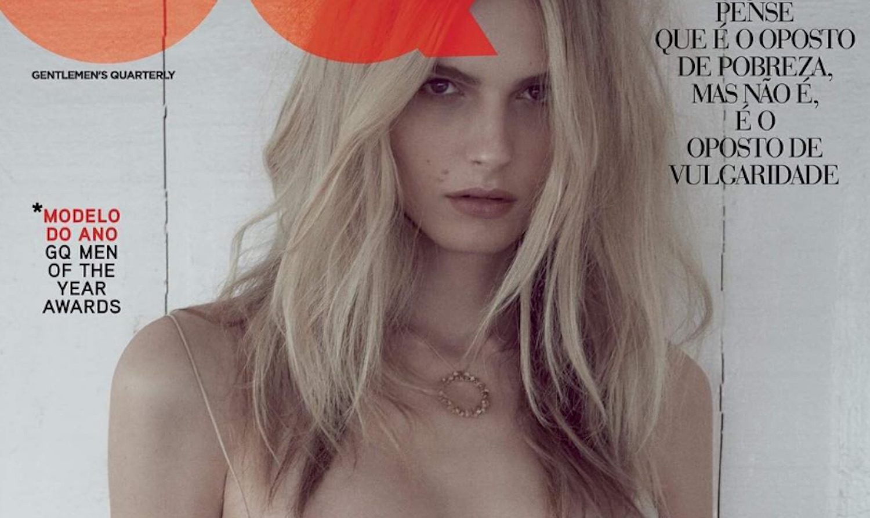 GQ Dergisi Trans Kapak Güzeli İle Tarih Yazdı
