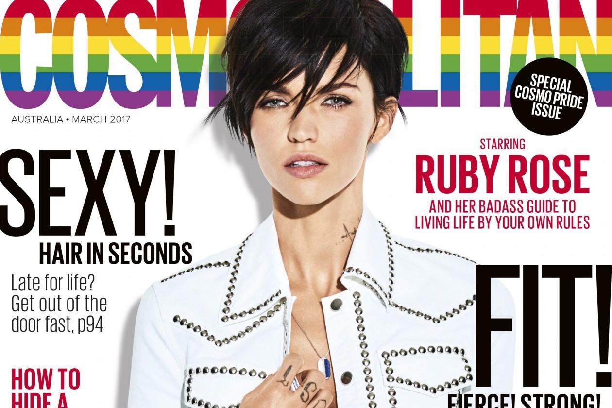 Ruby Rose: Çok Sağlıklı Bir Seks Hayatım Var