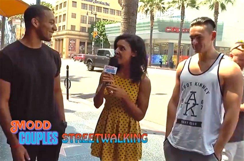 İzleyin: Sokaktaki Çiftlere İlişkileri Sorulduğunda Bakın Neler Oluyor?