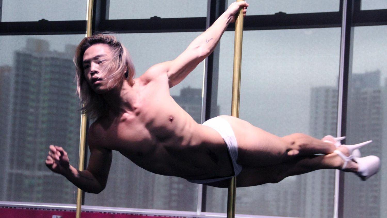 İzleyin: Hong Kong'un İlk Direk Dansçısı Erkeği İle Tanışın