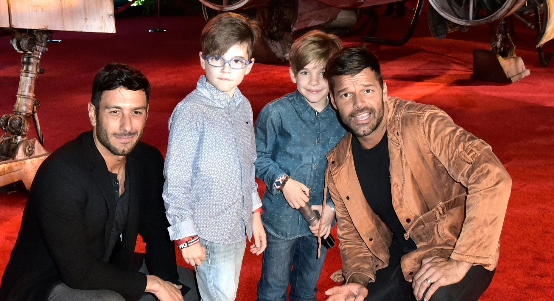 İzleyin: Ricky Martin Daha Çok Çocuk ve Jwan Yosef İle Büyük Bir Düğün İstiyor