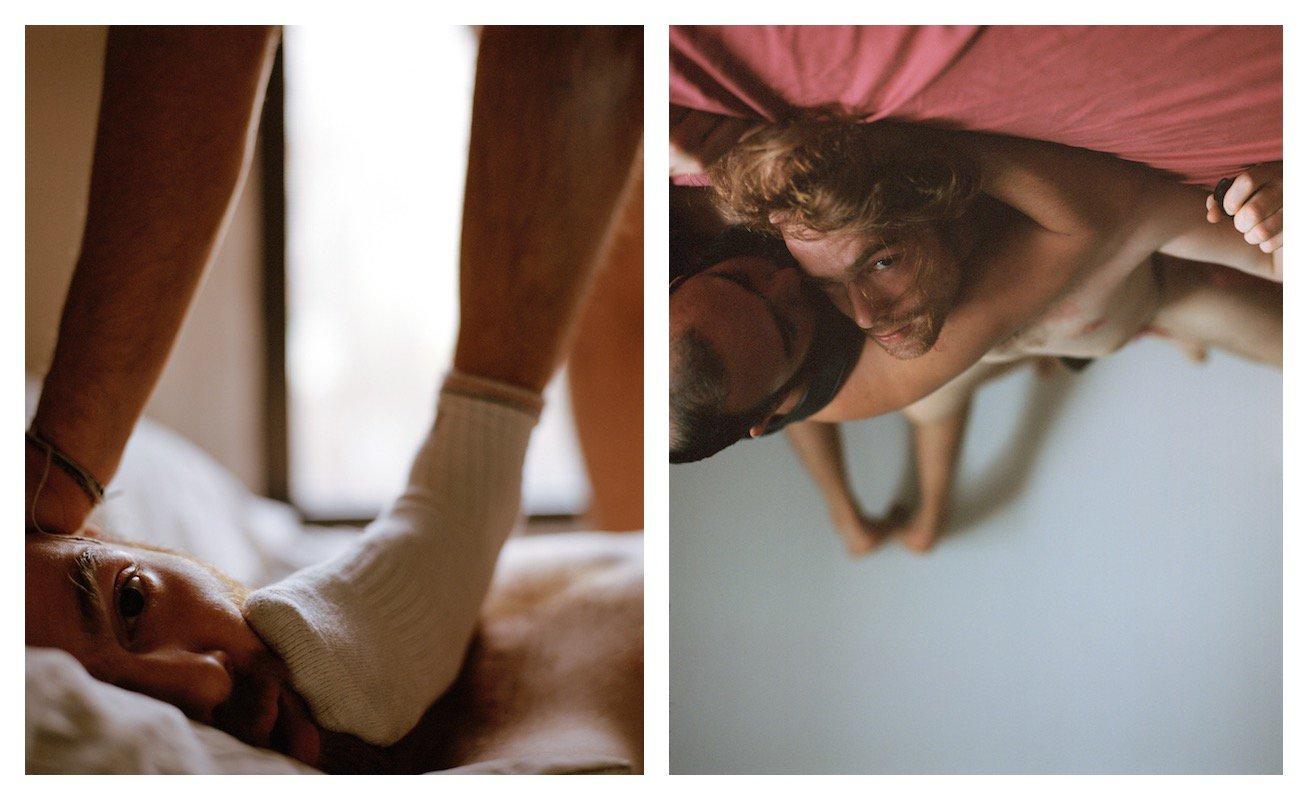 Fetişlerini Portre Fotoğrafçılığı İle Normalleştiren Aurelien Arras İle Tanışın