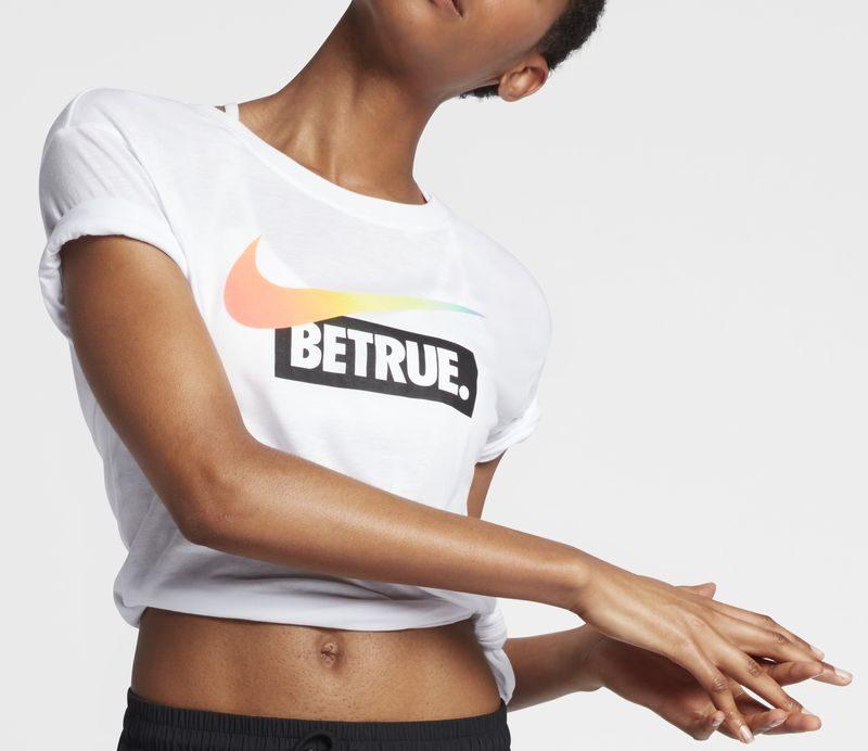 Dünya Devi Nike Yine LGBT Dedi!