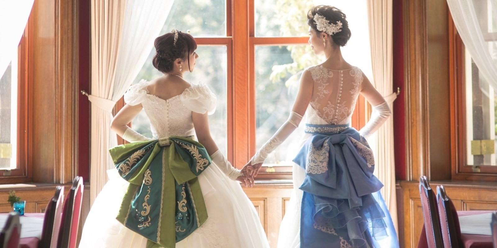 Peri Masalı Gibi Bir Düğünle Evlendiler