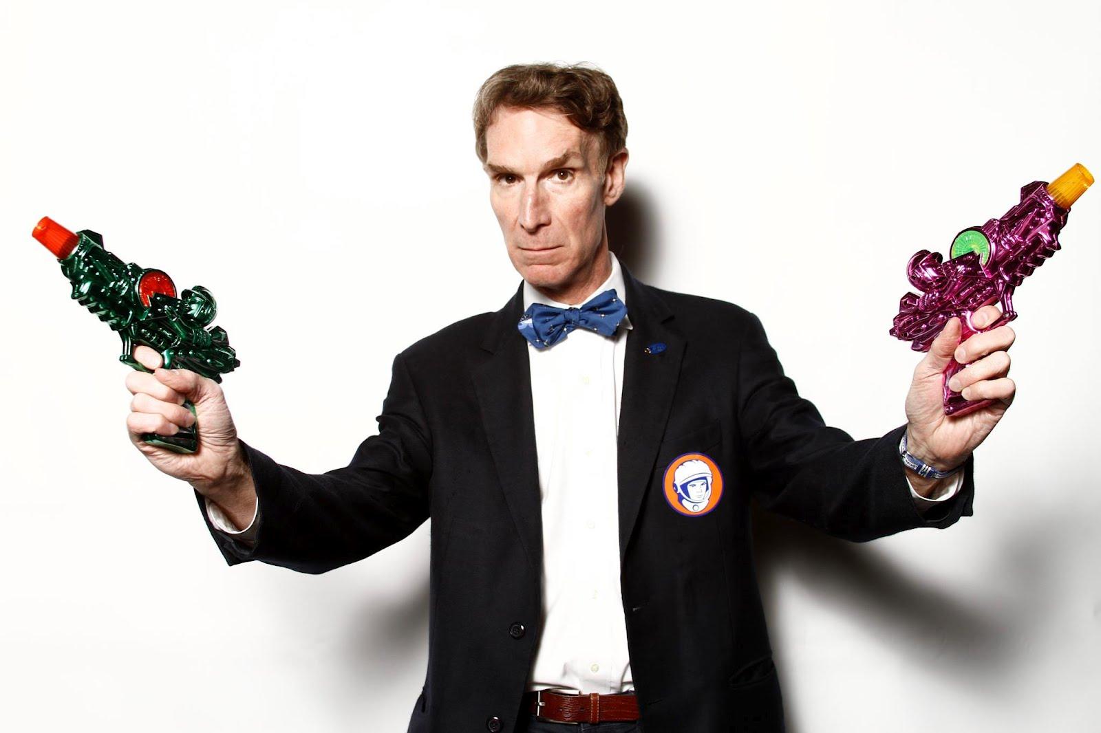 İzleyin: Bill Nye, Eşcinsel Terapi Saçmalığını İşte Böyle Anlattı!