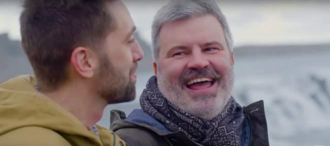 İzleyin: Icelandair Yeni Reklam Kampanyasında Tatlı Bir Eşcinsel Çifte Yer Verdi