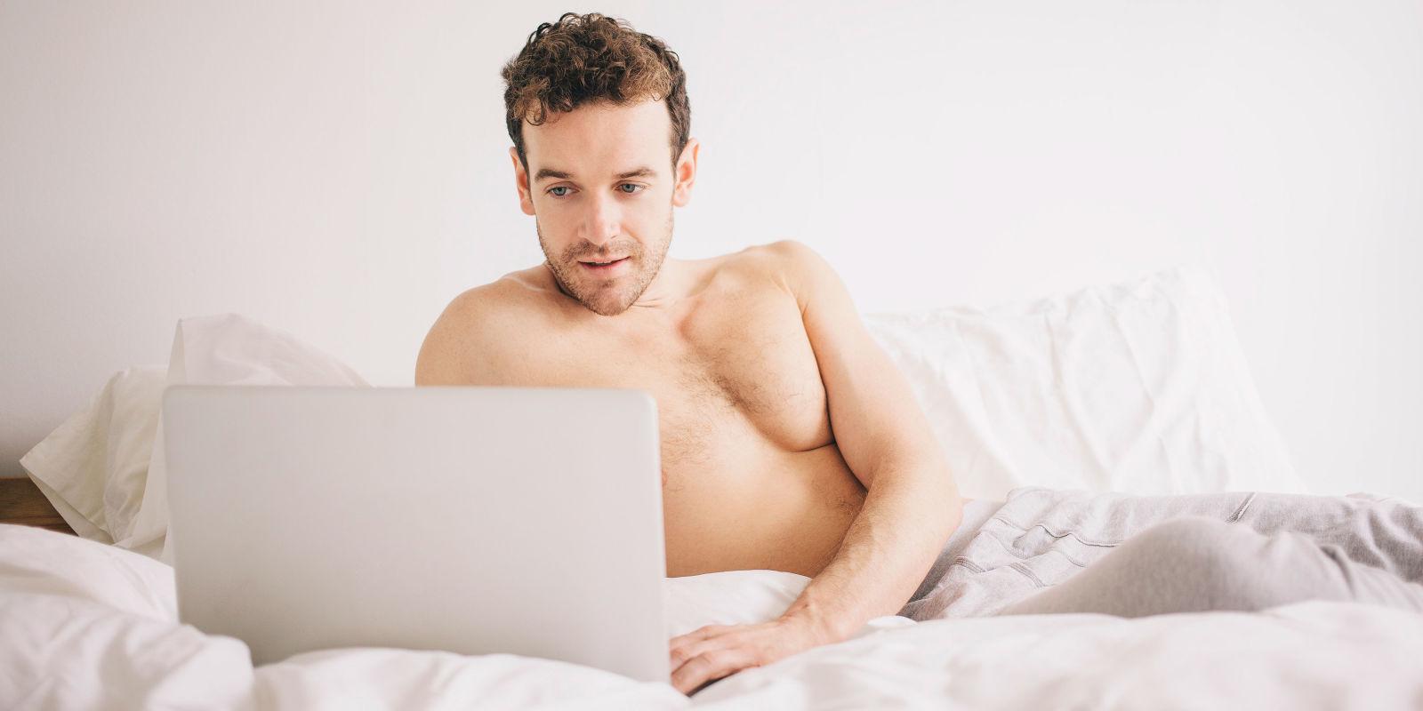 Erkekler Seks Yapmak Yerine Porno İzlemeyi Tercih Ediyor