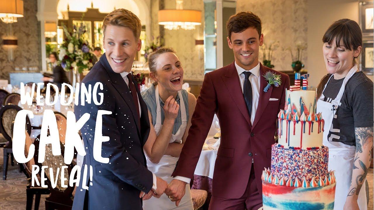 İzleyin: Daley ve Black'ten Düğün Pastalarının 'Tatlı' Videosu
