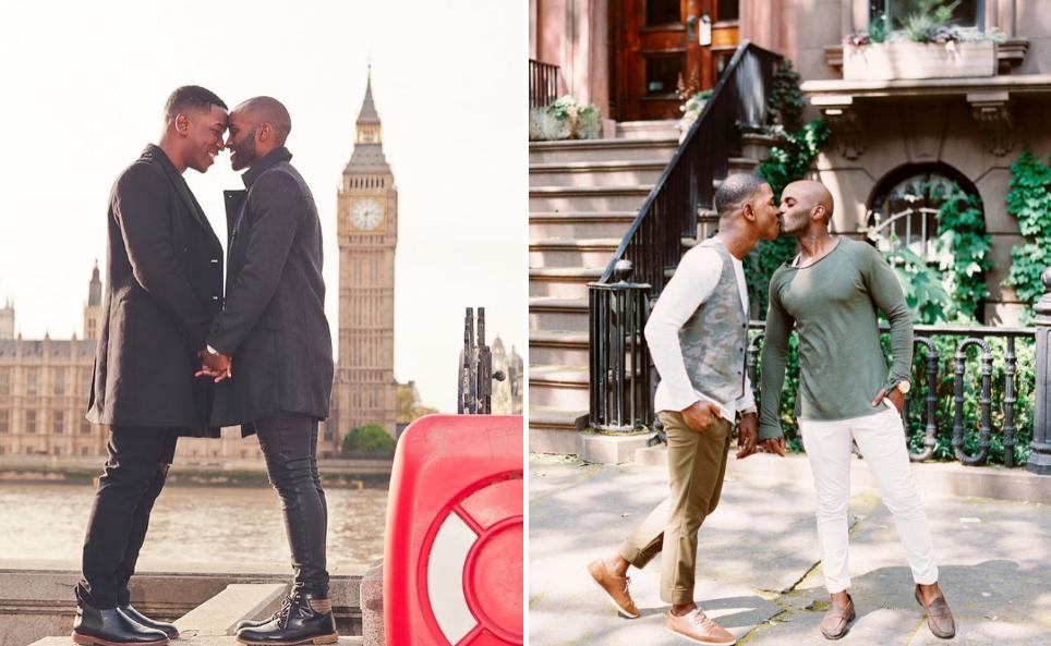 Bu Eşcinsel Çiftin Aşk Hikayesi Ünlü Oldu!