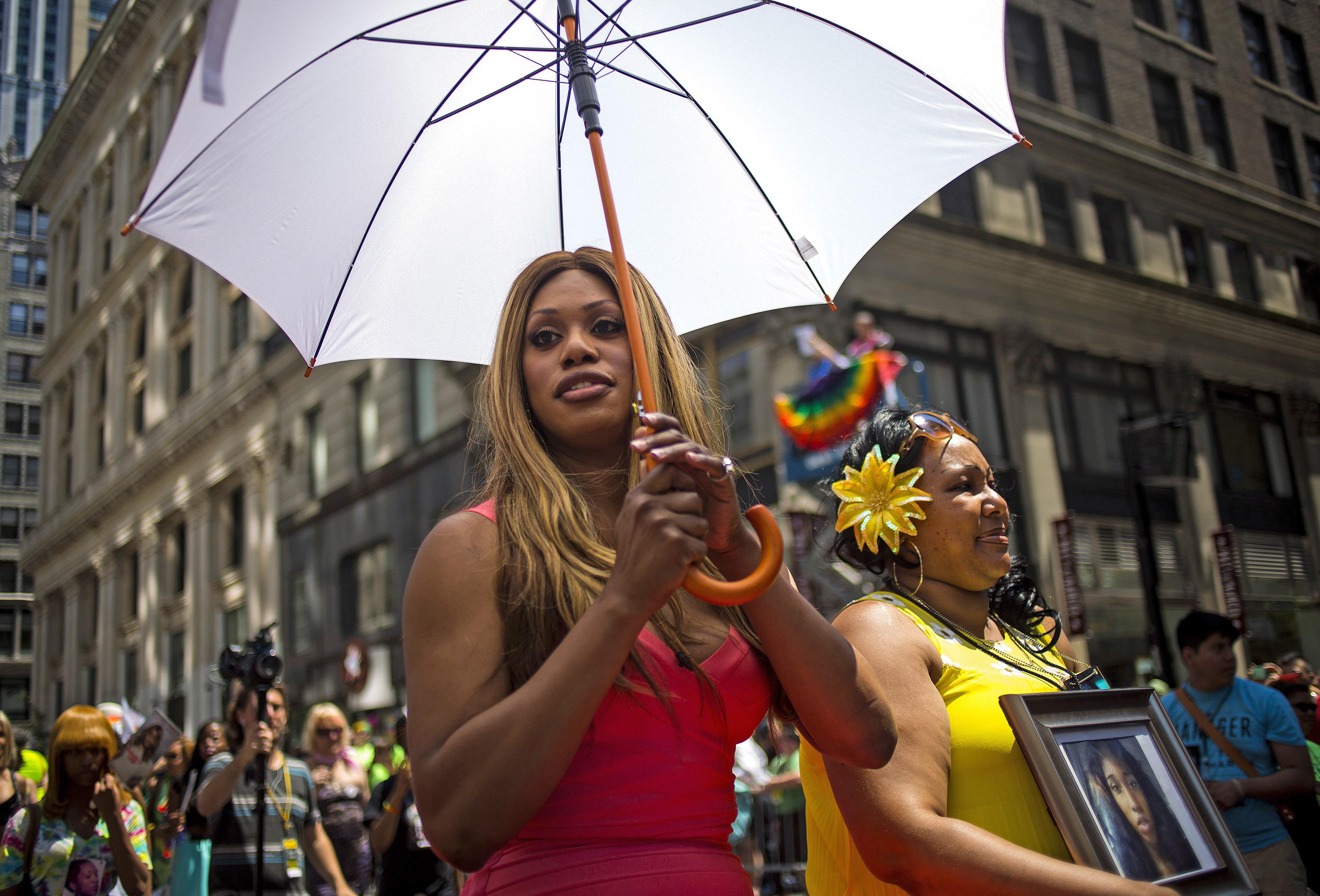 Transseksüelleri Onur Yürüyüşlerine Daha Çok Dahil Etmek İçin '9' Etkili Yol