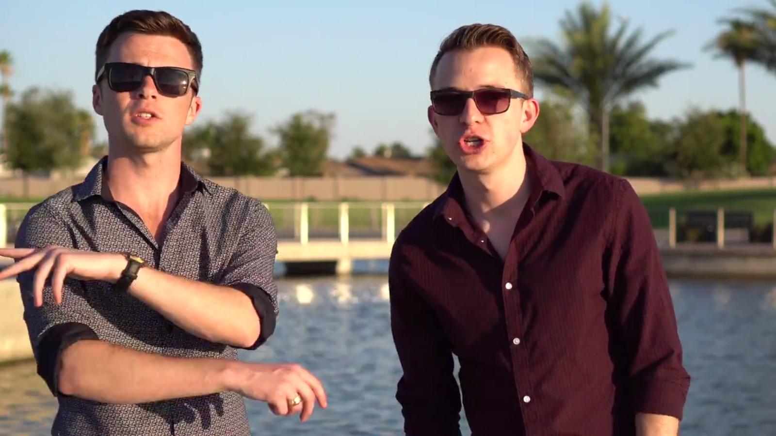 İzleyin: Eşcinsel Çift, Ayrıldıklarını Bir Rap Şarkıyla Duyurdular