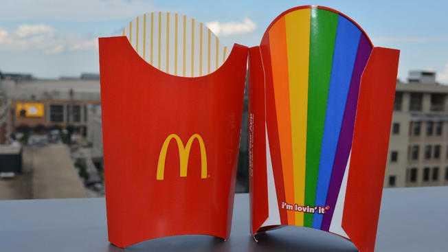 Kazancın Bol Olsun McDonald's!