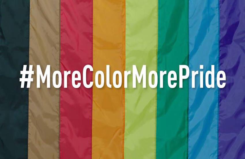 LGBT Bayrağının Renkleri Mi Değişiyor !?