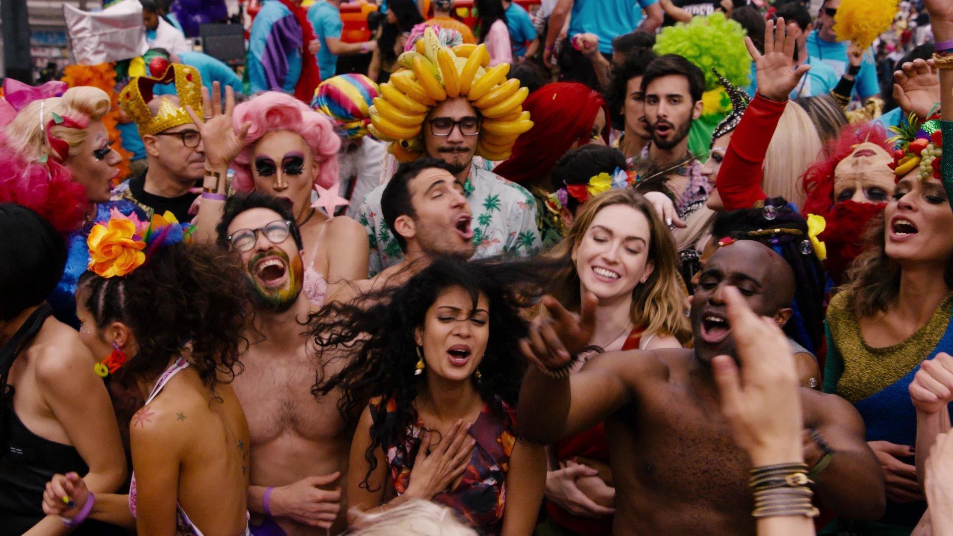 Netflix'den Beklenen Haber Geldi! Sense8 2 Saatlik Finali İçin Geri Dönüyor!