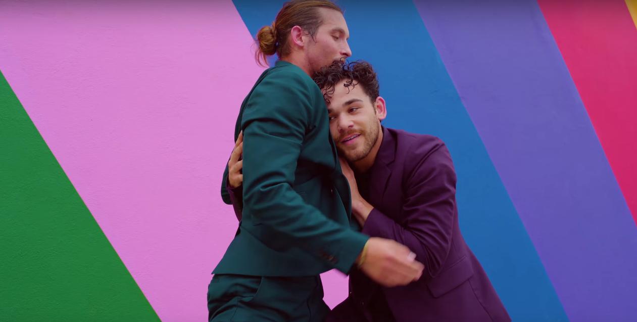İzleyin: Dansla LGBT Görünürlüğü Arttırmak!