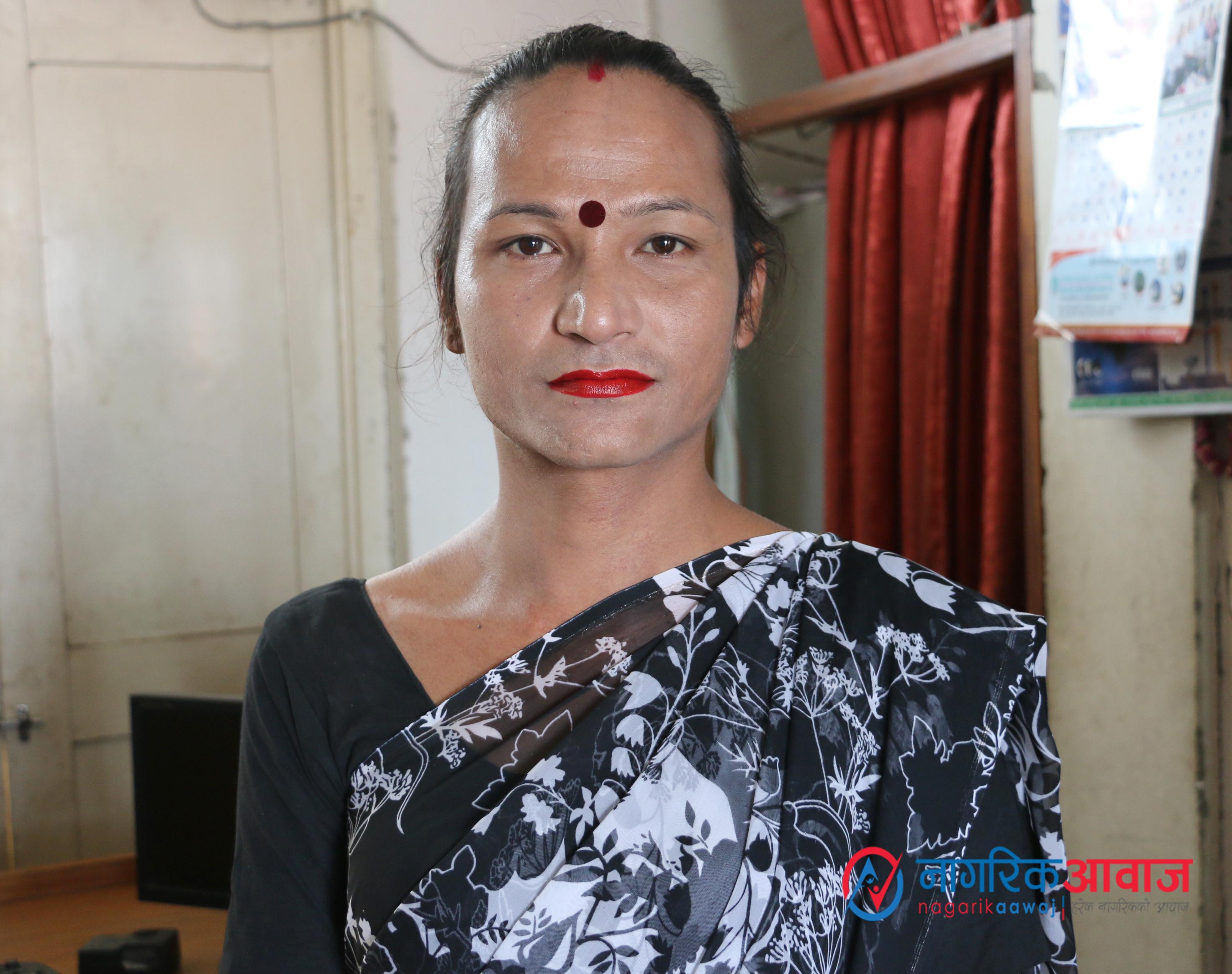 Nepal'de Trans Bir Kadın Başkanlığa Adaylığını Koyarak Tarih Yazıyor!