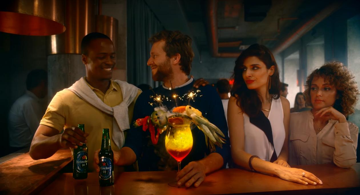 İzleyin: Heineken Yeni Reklam Kampanyasıyla LGBT'ye Göz Kırpıyor