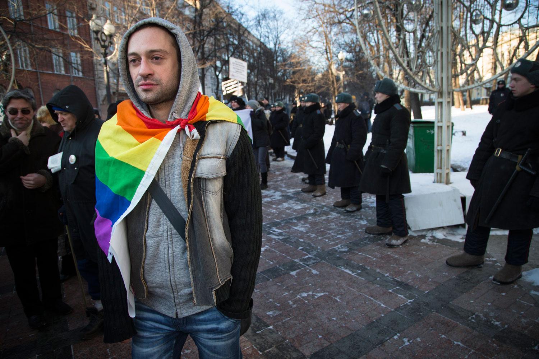 Rusların LGBT Topluluğu Hakkında Söylediği '7' Efsane!
