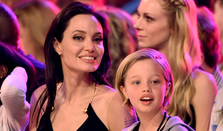 Angelina Jolie ve Brad Pitt'in Kızları Shiloh Cinsiyet Mi Değiştiriyor?