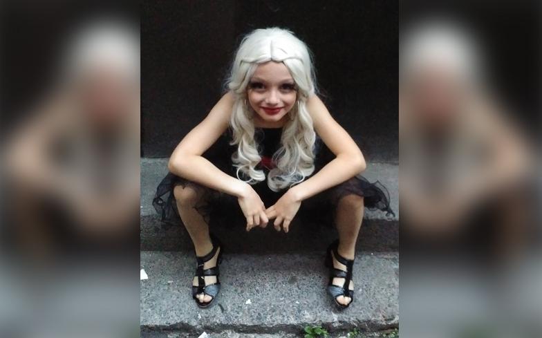 8 Yaşındaki Drag Queen Lactatia İle Tanışın