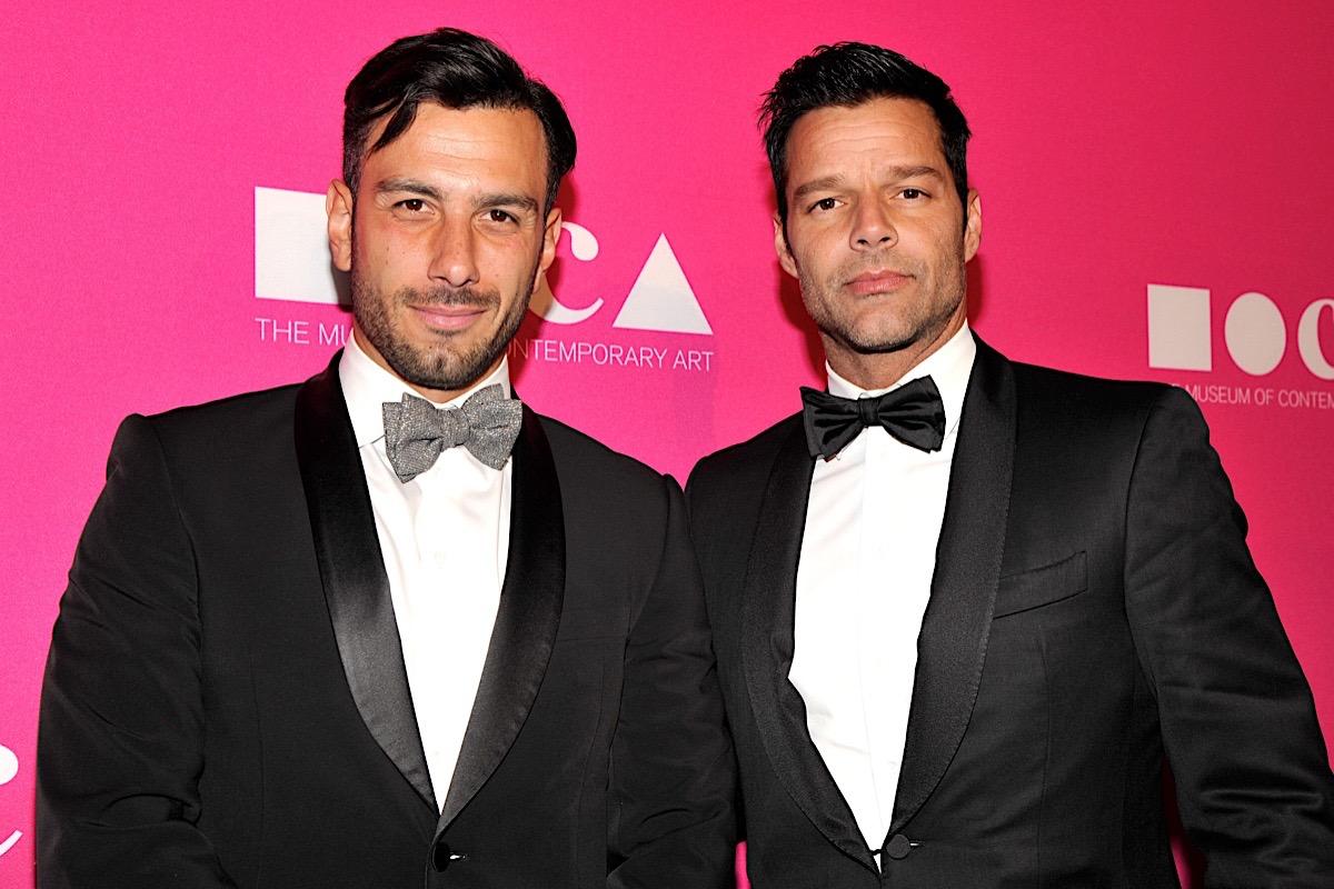 Ricky Martin 'Destansı' Evlilik Töreni Hakkında Konuştu!