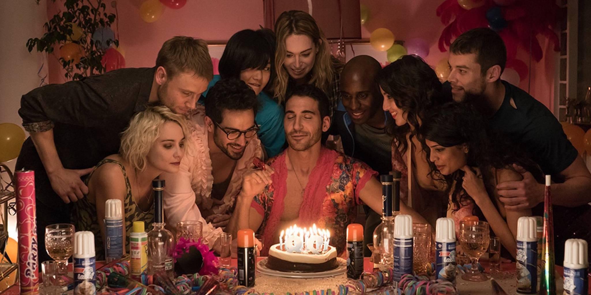 Kötü Haber Geldi! Netflix LGBT Dizisi Sense8'i İptal Ettiğini Açıkladı!