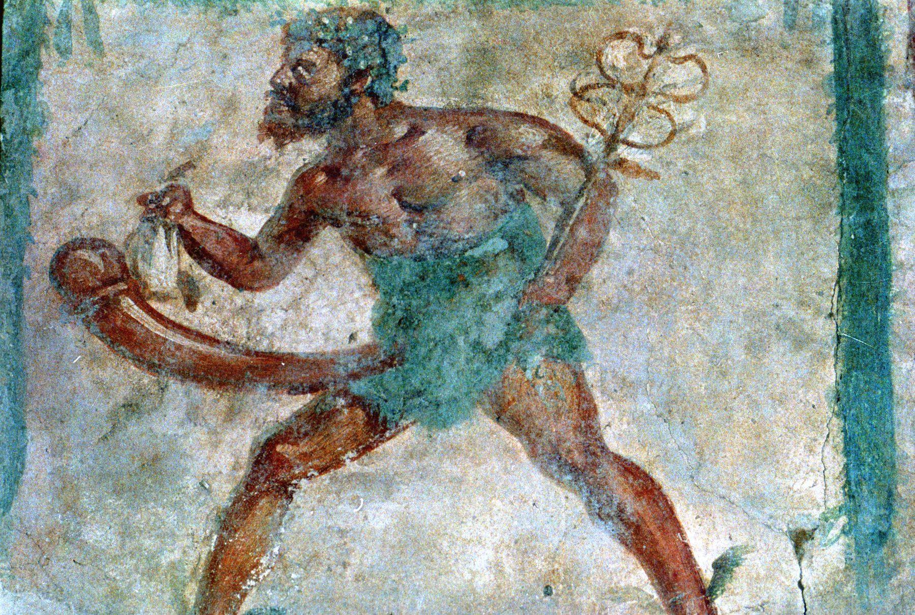 Tarihi Pompeii Çizimleri, İncil'in Eşcinselliği Lanetlemediğini Kanıtlıyor!