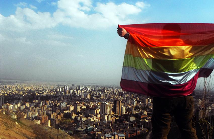 'Gizli' İran Onur Yürüyüşlerinden Sonra İranlılar İlk Kez Amsterdam Onur Yürüyüşünde Yer Alacak!