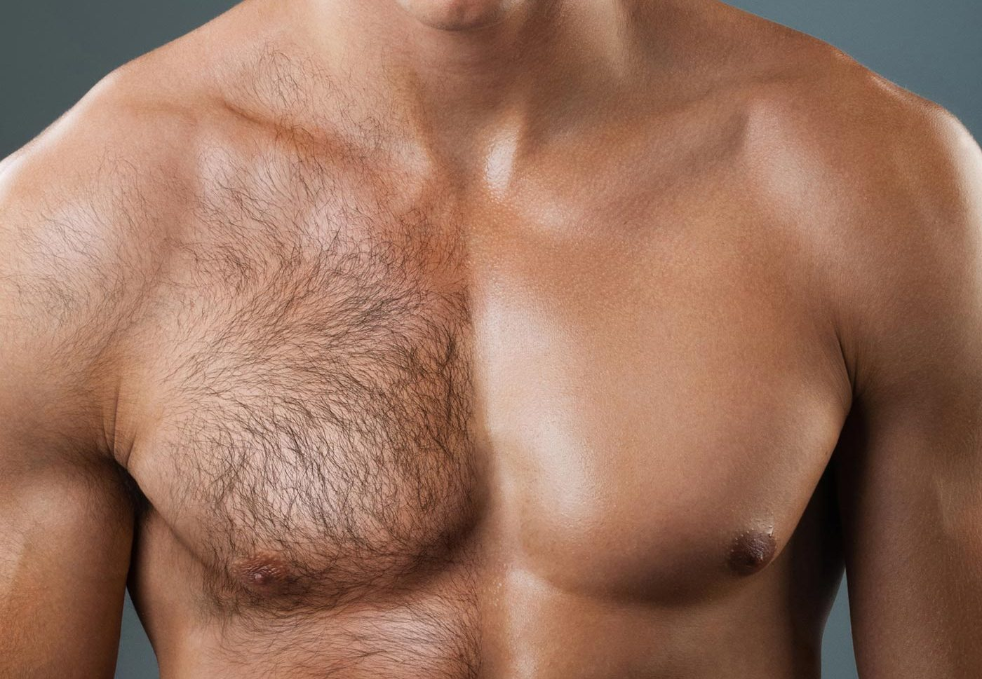 Eşcinseller Kıllı Göğüsleri Tercih Ediyor