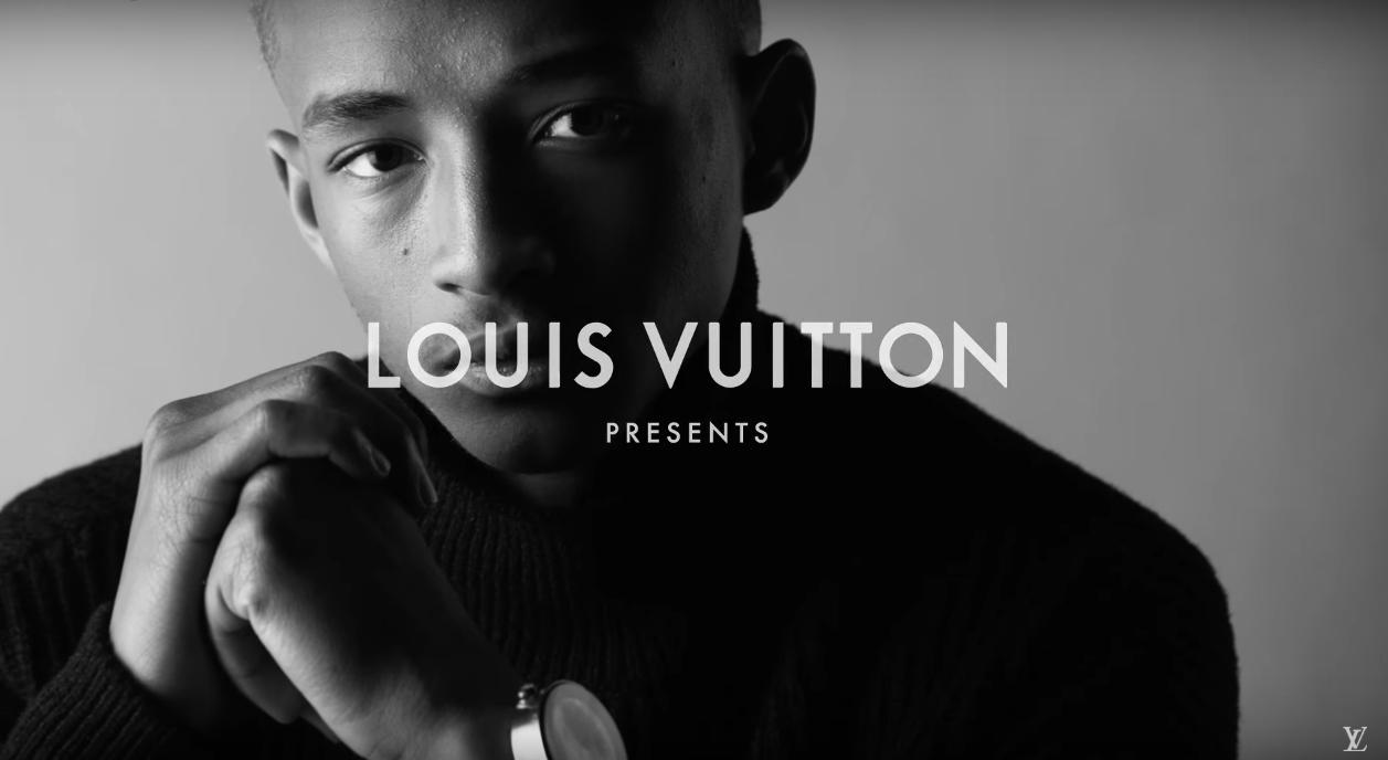 "İzleyin: Jaden Smith, Louis Vuitton'un ""Tambour Horizon"" Kampanyasında"