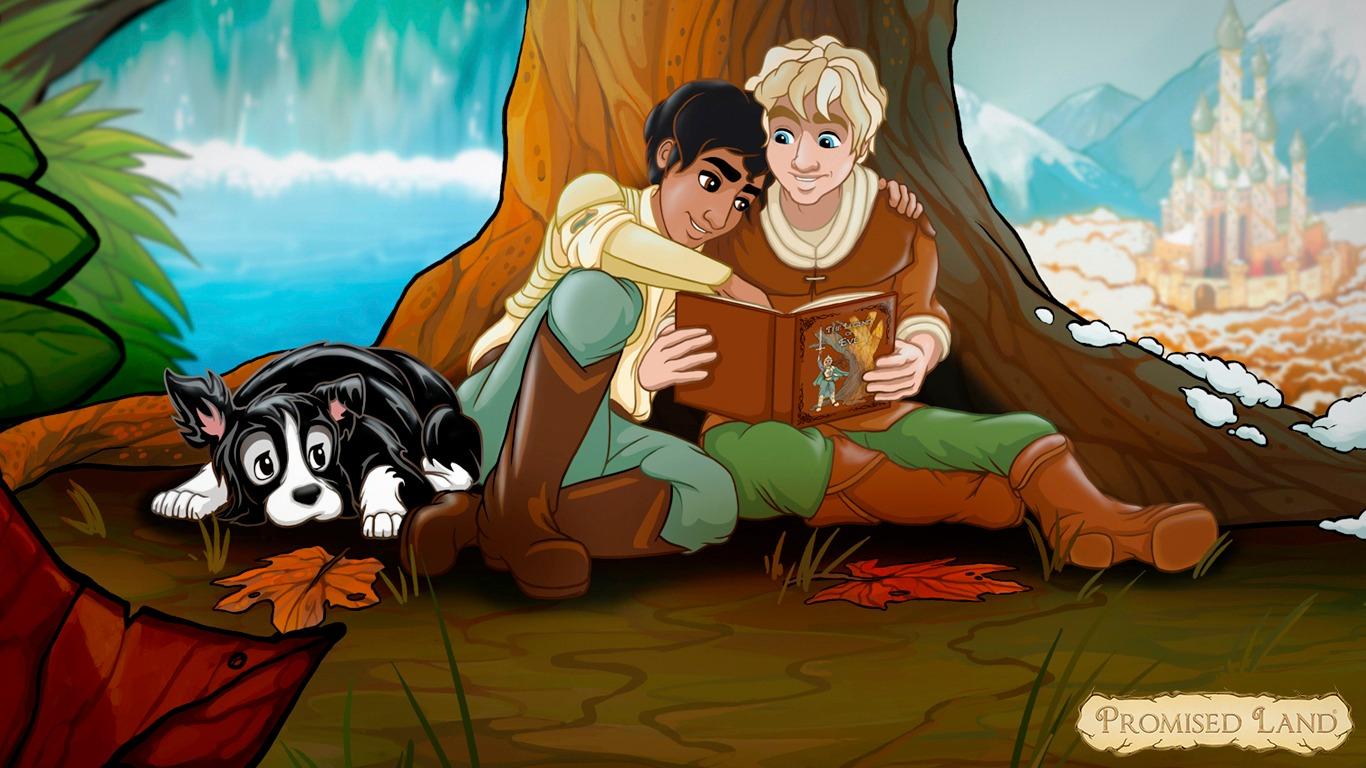 Eşcinsel Çocuk Kitabı: 'Vaad Edilen Topraklar'