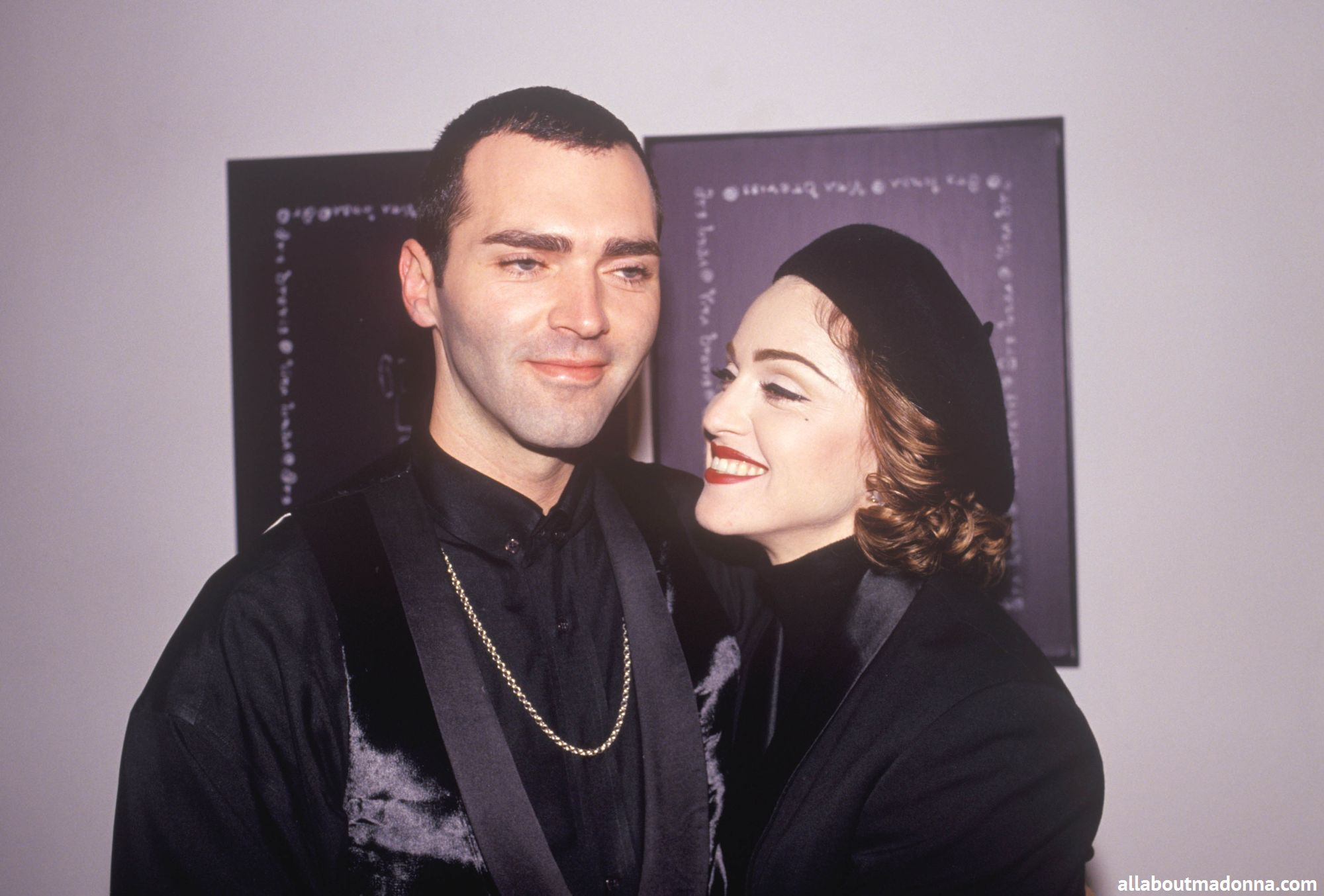 Madonna'nın Kardeşi; 'O Korkunç Biri!'