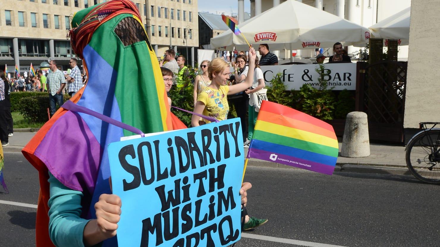 ABD'deki Müslümanlar, LGBT'lere Karşı Hristiyanlara Göre Daha Anlayışlı