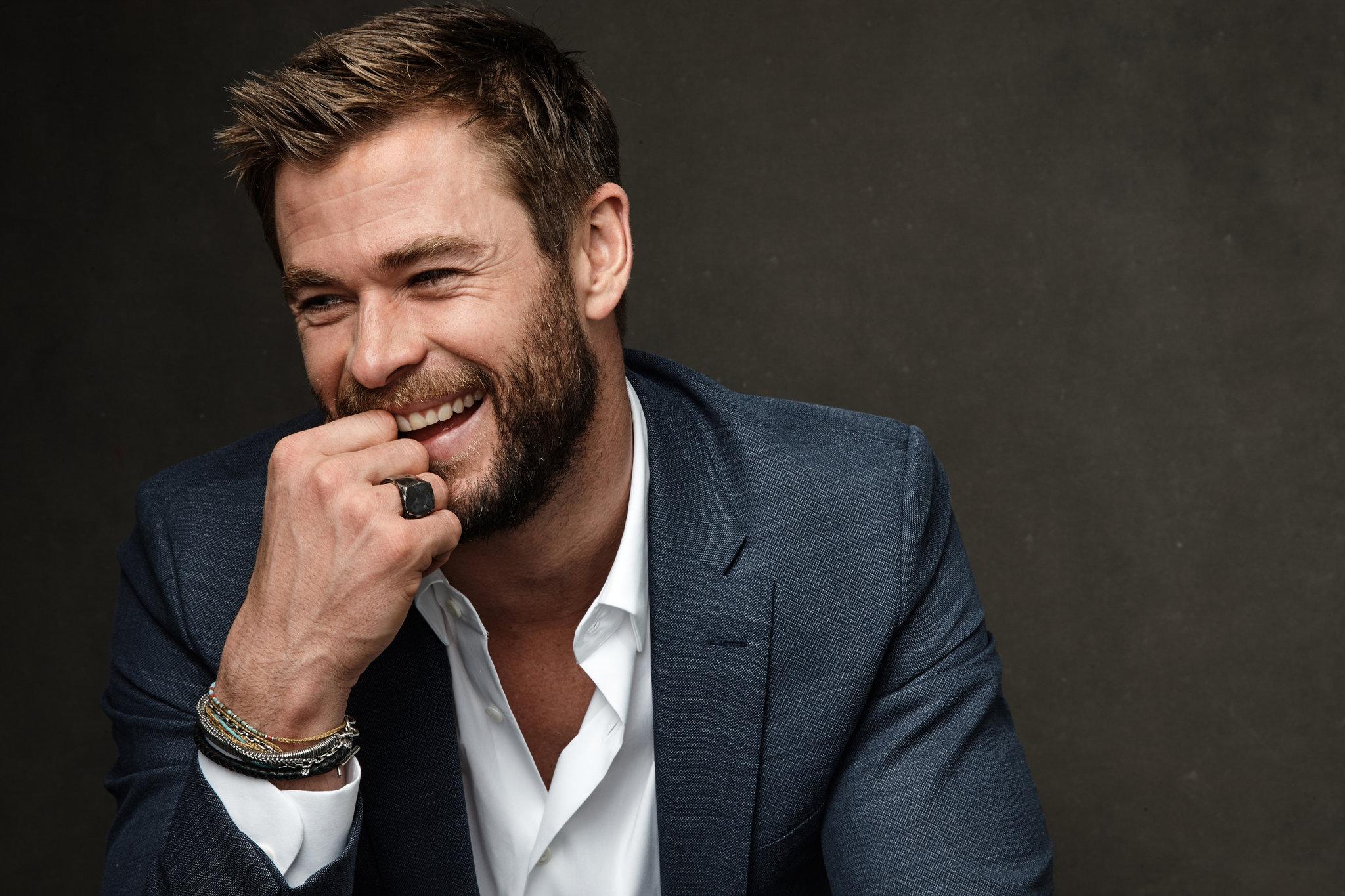 Chris Hemsworth, Avustralya Evlilik Eşitliği İçin Mücadele Ediyor!