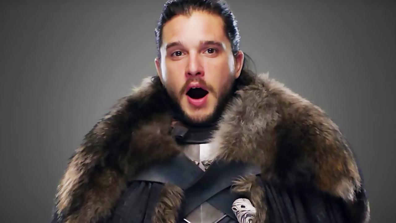 Game of Thrones'taki Jon Snow'la Sevişiyor Gibi Hissetmek İster Misiniz?